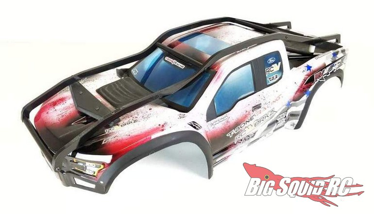 T-Bone Racing R2 EXO Cage External Roll Cage X-Maxx