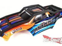 T-Bone Racing R2 EXO Cage For The Traxxas MAXX