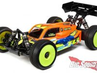 TLR 8IGHT-XE Elite 8th Scale Buggy Kit