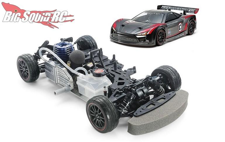 Tamiya Raikiri GT Nitro RC 2020