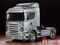 Scania R470 Highline Silver Edition