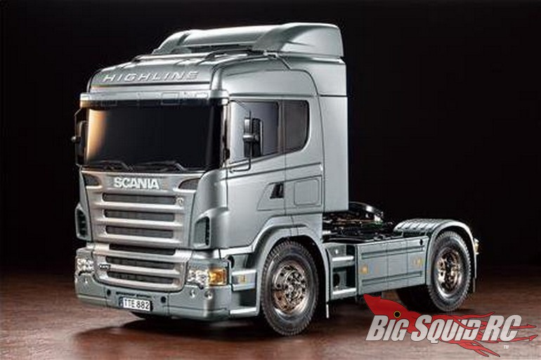 Scania R470 Highline Silver Edition