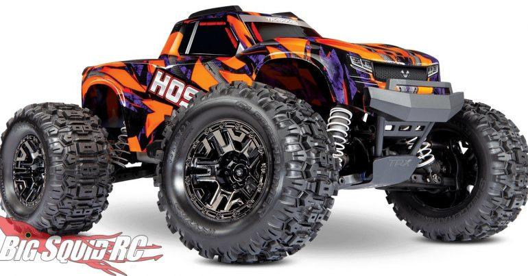 Traxxas RC Hoss Monster Truck