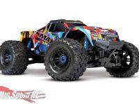 Traxxas Rock 'N Roll Paint Maxx Monster Truck