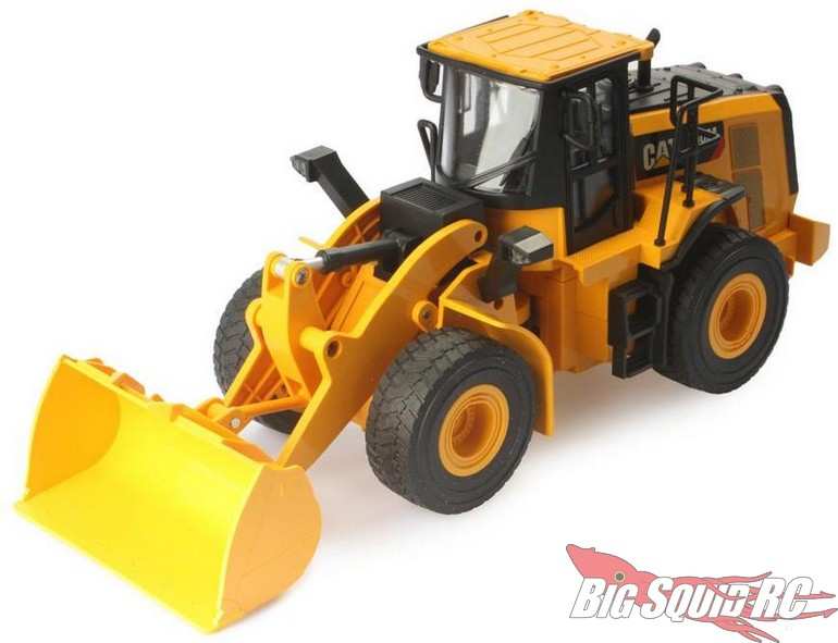 Diecast Masters America CAT RC Remote Control Wheel Loaders Dozer
