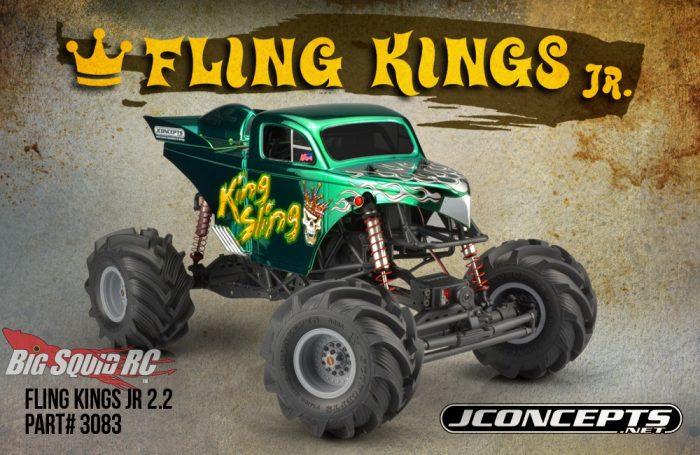 JConcepts Fling King JR 2.2 Tires