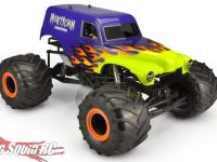 JConcepts Mortician Clear Body Axial SMT10