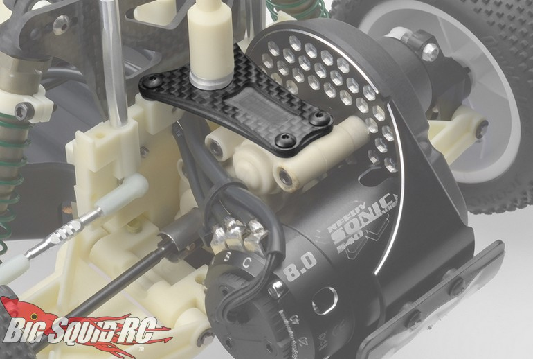 JConcepts Re-Releases Team Associated Gold Tub RC10 Accessories Upgrades