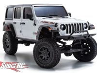 Kyosho Jeep Wrangler Unlimited Rubicon Mini-Z