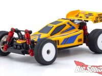 Kyosho Turbo Optima Mid Special Edition Mini-Z Buggy