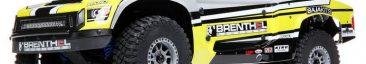 Losi 6th Scale Super Baja Rey 2.0 RTR Desert Truck
