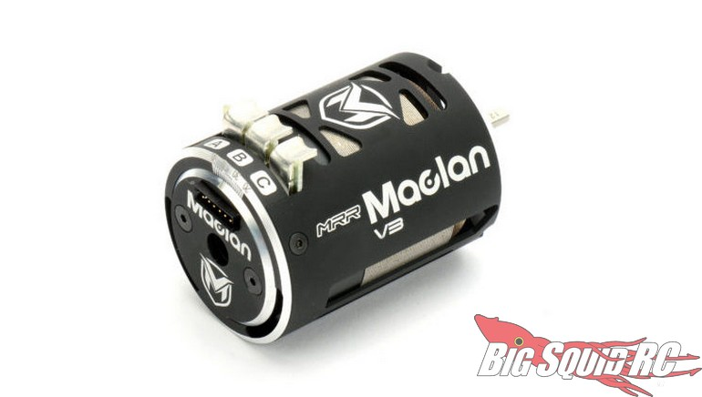 Maclan Racing MRR V3 Competition Stock Motors
