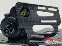 McAllister Racing Carbon Fiber Motor Plate
