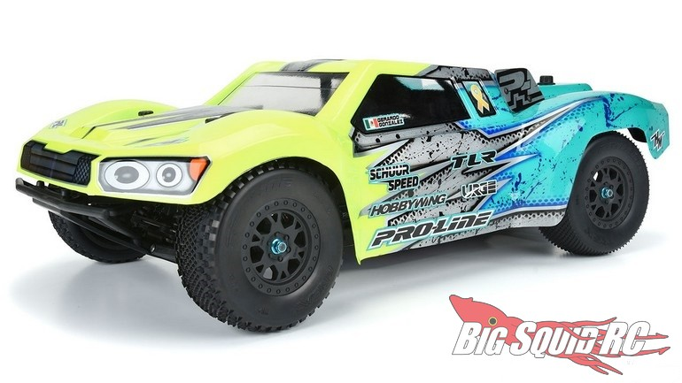 Pro-Line Axis SC Clear Body