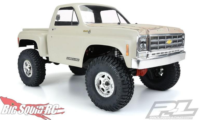 "Pro-Line Crestline 1.9"" Aluminum Composite Internal Bead-Loc Wheels"
