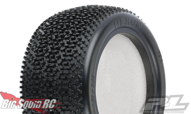 Pro-Line Hexon 2.2 Astro Buggy Tires