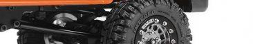 "RC4WD Interco Super Swamper TSL Thornbird 1.0"" Tires"