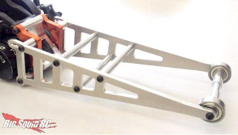 STRC Associated DR10 Wheelie Bar Kit
