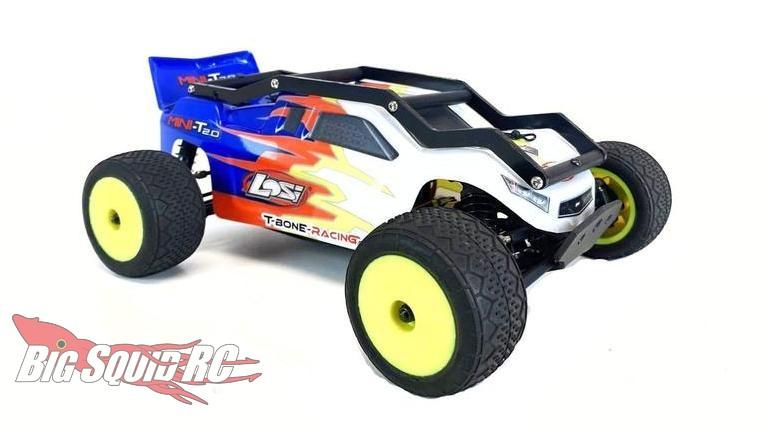 T-Bone Racing R1 EXO Cage Mini-T 2.0