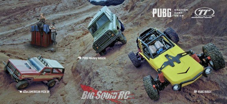 TRCSport Thunder Tiger RC PUBG Series
