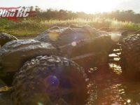 Traxxas E-Revo Mud Day Adventure