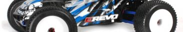 Traxxas E-Revo VXL Brushless Full Option Build