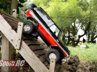 Traxxas TRX-4 Ford Bronco Scale Crawler Course Paradise