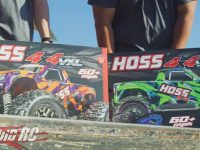Traxxas Hoss Action Video