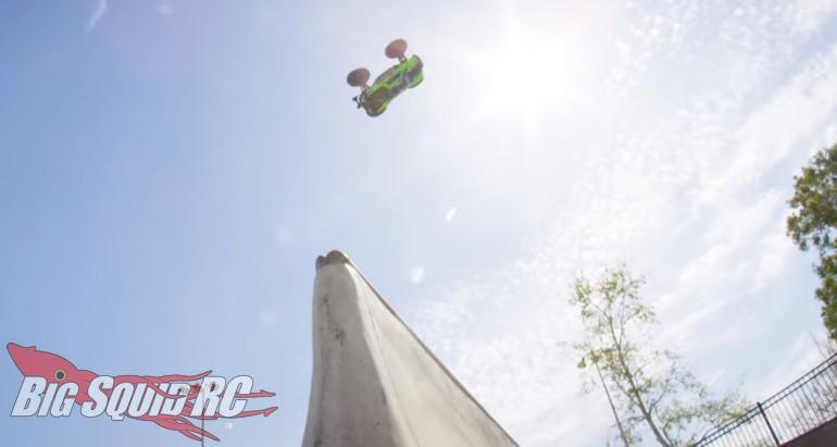 Traxxas X-Maxx SoCal Skate Park Video