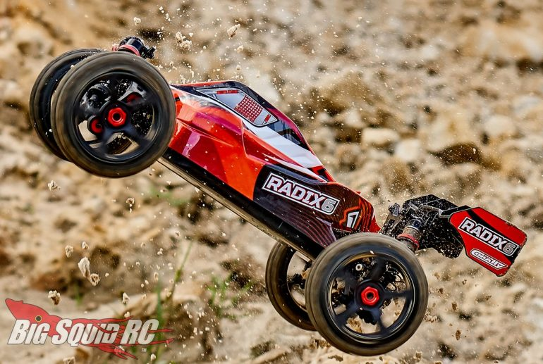 2021 Team Corally Radix6 XP 6S RTR Buggy