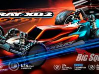 2021 XRay XB2 Race Buggy Kit