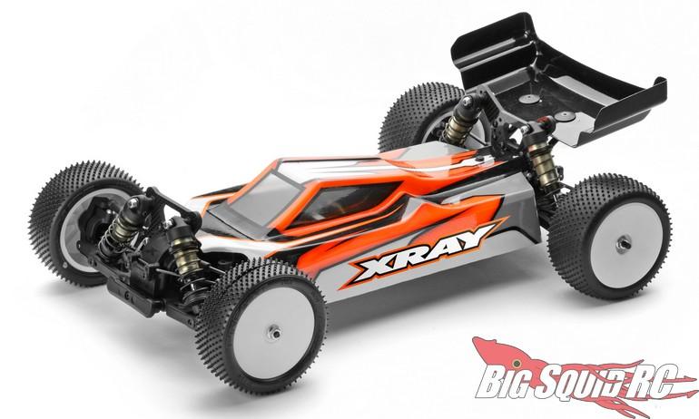 2021 XRay XB4 Buggy Kit
