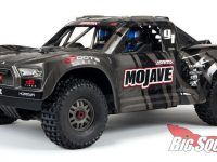 ARRMA 7th Scale Mojave 4X4 EXtreme Bash Roller