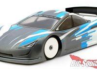 Blitz Announces Roadster Touring Car Clear Body