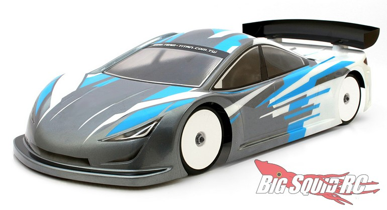 Blitz Announces Roadster Touring Car Clear Body