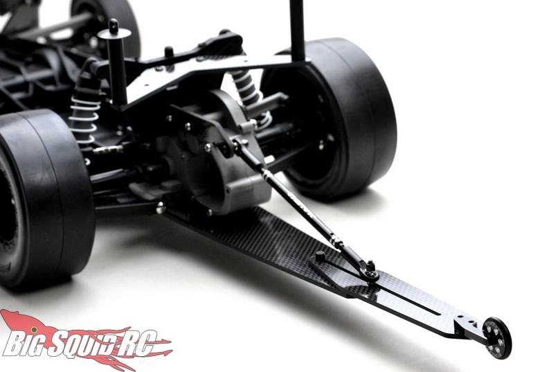 Exotek RC Wheelie Bar Set No Prep Traxxas Slash