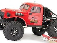 FTX RC 1/10 Outback Texan RTR Scale Crawler