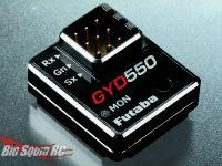 Futaba GYD550 Drift Gyro