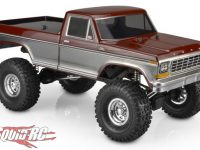 JConcepts 1979 Ford F-250 RC Clear Body