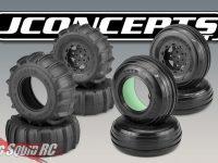 JConcepts Hawk Animal SCT Tires Pre-Mount