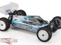 JConcepts S2 Clear Body Associated B74.1