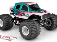 JConcepts The Gozer Monster Truck Clear Body