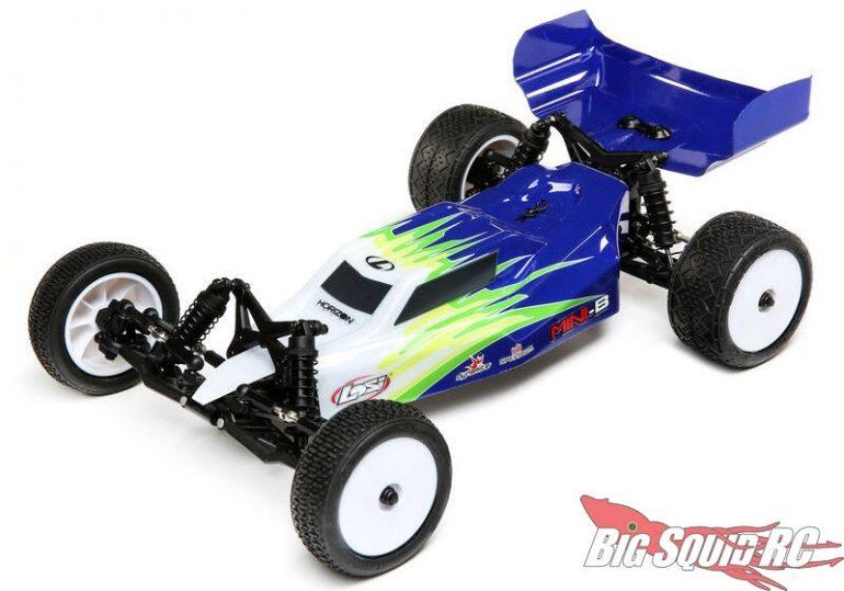 Losi Mini-B 16th RTR Buggy