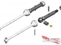 MIP Shiny CVD Kit Losi Mini-T 2.0