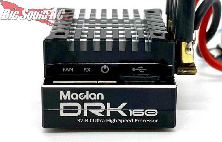 Maclan Racing DRK 160 Drag Race ESC