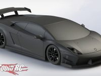 Max Speed Technology LP56 Clear Touring Car Body