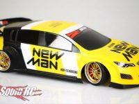 Mon-Tech Racing 308 TCR V 2.0 FWD RC Body
