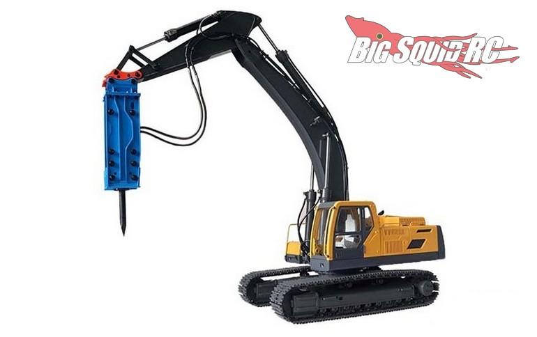 RC4WD Breaker Hammer Earth Digger 360L Excavator