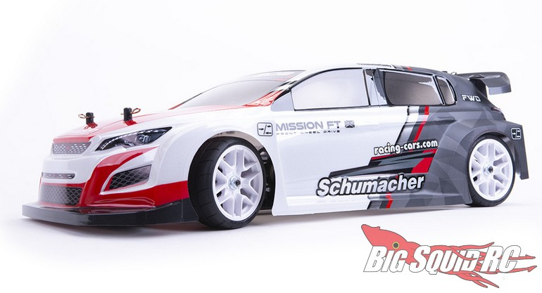 Schumacher Mission FT FWD Kit