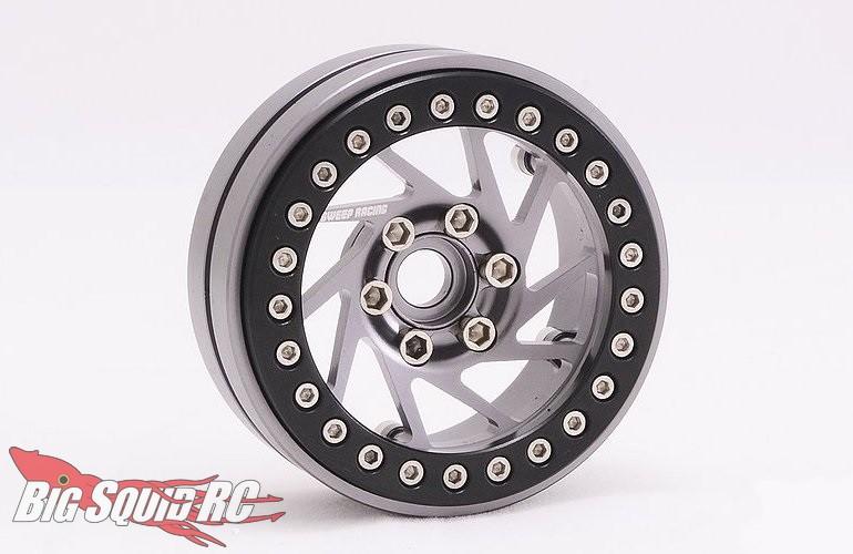 Sweep Racing Spiral 1.9 Aluminum RC Crawling Wheels